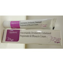 Itraconazole Ornidazole Clobetasol Propionate and Ofloxacin Cream