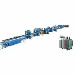 Transformer Radiator Manufacturing Line