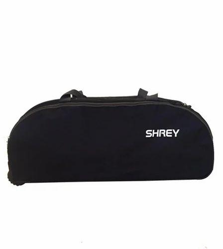 d2cc435b657b Shrey Black Elite Coffin Bag