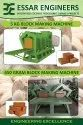 650 Grams Coir Pith Making Machine