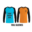 Full Sleeves T Shirt Printing Service