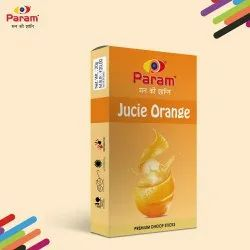 Jucie Orange Dhoop Stick