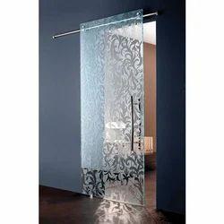 32a3717224e0 Transparent Decorative Frosted Glass