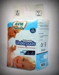 AVM Super Dry Multipurpose Underpads