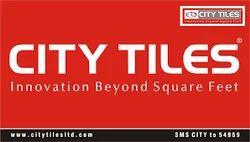 Kajaria Multicolour City Flooring Tiles, Size: Medium