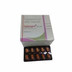 Naturogest 200mg Cap