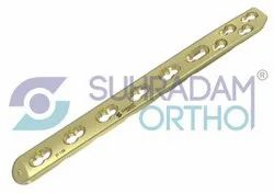 3.5mm LCP Broad Metaphyseal Locking Plate