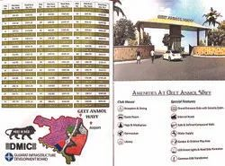 Residential commercial and industrial plots