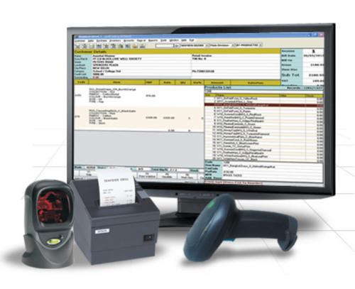computerized billing system