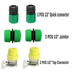 Garden Pipe Fitting Accessories