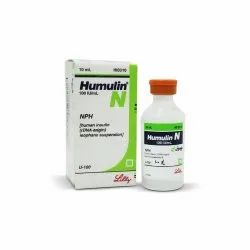 Huminsulin N 100 IU Solution for Injection