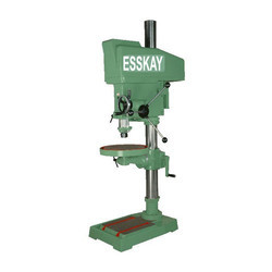 MS Pillar Drilling Machine