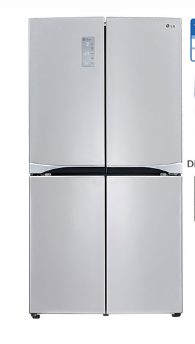 725 Litres French Door Refrigerator At Rs 180800 Piece Johnson