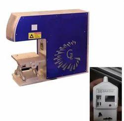 Laser Electric Part Marking Machine