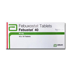 Febustat 40mg Tablet