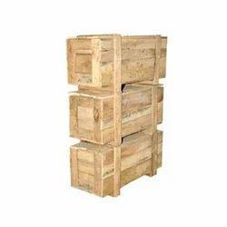 Edible & Non-Edible Packing Wooden Box
