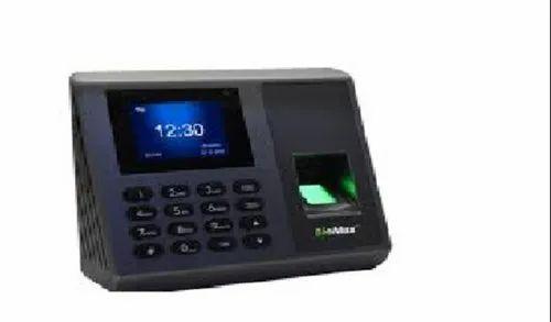 BM 21 Fingerprint Time & Attendance System