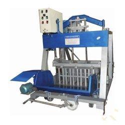 Semi-Automatic Hollow Brick Machine
