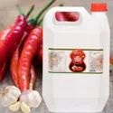 Red Garlic Chilly Sauce - 20 Kg