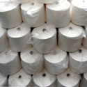 Polyester Cotton Combed Blended Yarn - Raw White