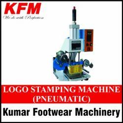 Semi-Automatic Logo Stamping Machine, 0.25 Kw