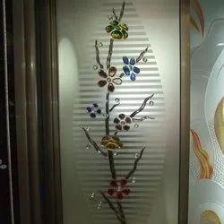 Decorative Printed Window Glass