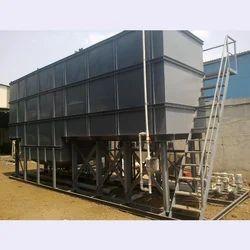 Paint Booth Effluent Treatment Plant
