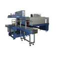 Fully Automatic Web Sealer with Shrink Tunnel