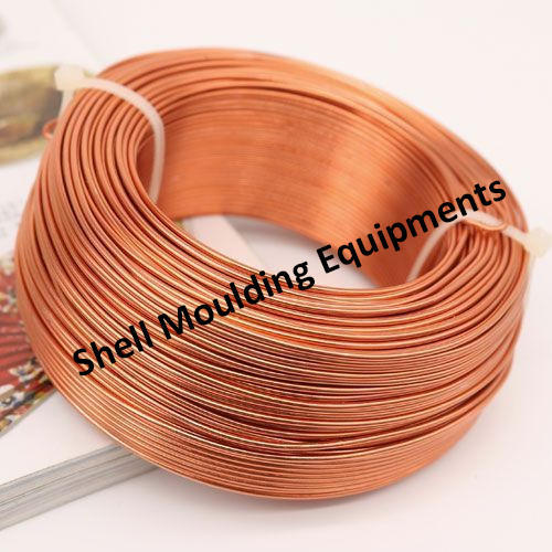 Industrial Copper Coated Wire - View Specifications & Details of ...