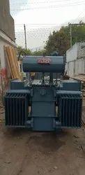 Distribution Transformer Oil Cooled