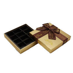Paper Chocolate Box