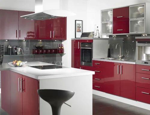 Chilliez Acrylic Modular Kitchen
