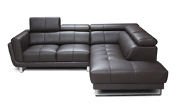 L-Shaped Corner Sofa Set