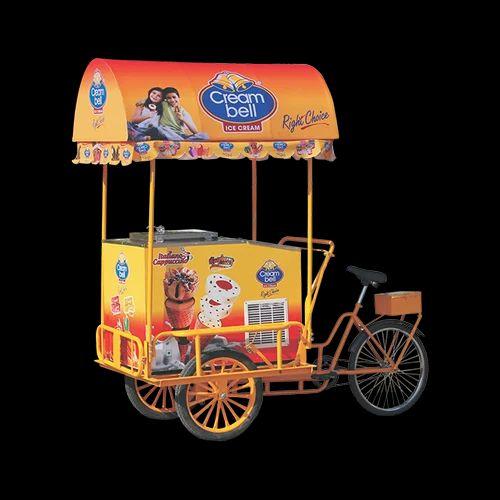 Freezer On Wheel
