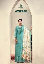 Amiraah By Sargam Pure Cotton Designer Salwar Kameez
