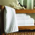 Infinity Lines Premium Hotel Face Towel, Size: 12 X 12 Inch