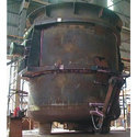 Ladle for Steel Plants