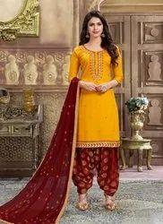 Festival Wear Punjabi Salwar Suits