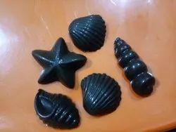 Seashells Black Chocolate