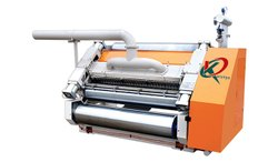 High Speed Fingerless Corrugation Machine