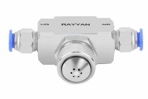 Manufacturer Of Full Cone Spray Nozzles Air Atomizing Nozzles By Rayyan Spray Systems Mumbai
