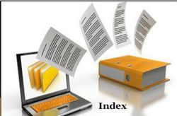 Data Indexing Services