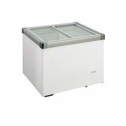 PVC Sliding Elanpro Chest Deep Freezer, Frost-Free