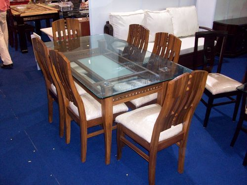 e26a77c21c0 Brown Boss 6 Seater Dining Table