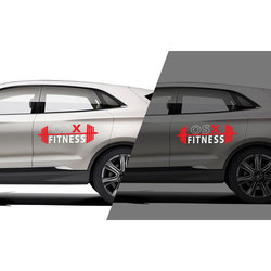 Reflective Car Stickers / Decals