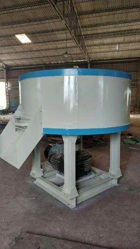 650Kgs Roller Pan Mixer Machine