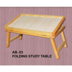 Brown Universal Corporation Wooden Folding Study Table