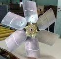 Aluminum Impeller 6 Blade Dia 1600 mm