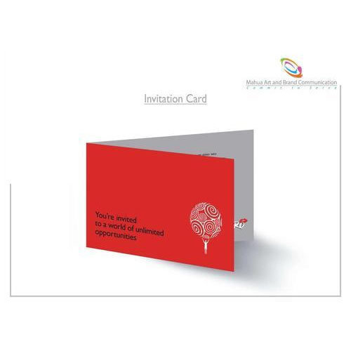 Corporate invitation card printing service in kolkata mahua art corporate invitation card printing service stopboris Choice Image