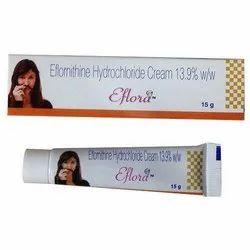 Eflornithine Hydrochloride Cream